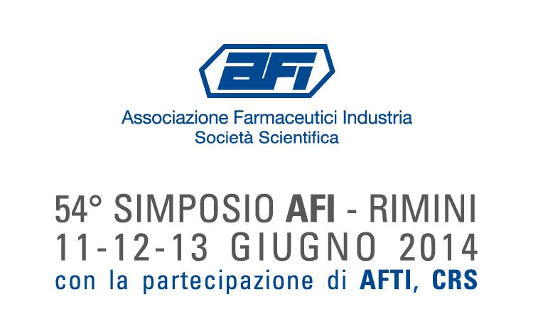 SIMPOSIO AFI 2014, Rimini