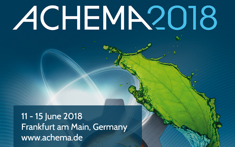 ACHEMA 2018, FRANKFURT AM MAIN