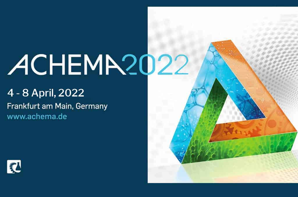 ACHEMA 2022, FRANCOFORTE